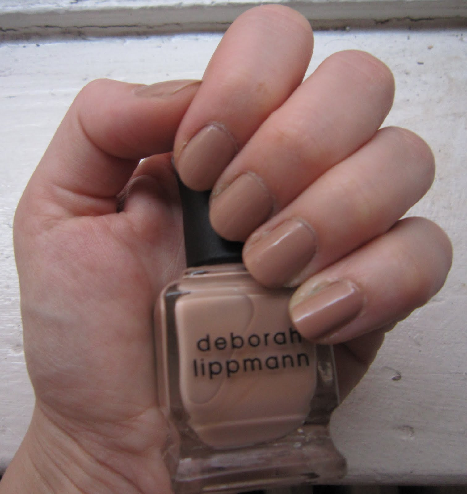The Beauty of Life: Mani of the Week: Deborah Lippmann Fashion