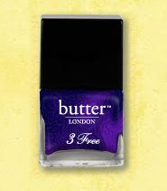 butter LONDON, butter LONDON nail polish, butter LONDON nail varnish, butter LONDON nail lacquer, beauty giveaway, butter LONDON Stroppy