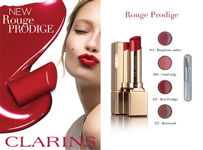 Clarins, Clarins lipstick, Clarins Rouge Prodige Lipstick, Clarins Rouge Prodige True Colour & Shine Lipstick, lip, lips, lipstick, giveaway, beauty giveaway, A Month of Beautiful Giveaways