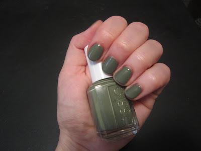Essie, Essie nail polish, Essie Fall 2010 Collection, Essie Sew Psyched, nail, nails, nail polish, polish, lacquer, nail lacquer, mani, manicure