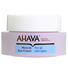 AHAVA, AHAVA Mineral Eye Cream, AHAVA skincare, AHAVA eye cream, skin, skincare, skin care, eye cream, eyes, Dead Sea, The Dead Sea