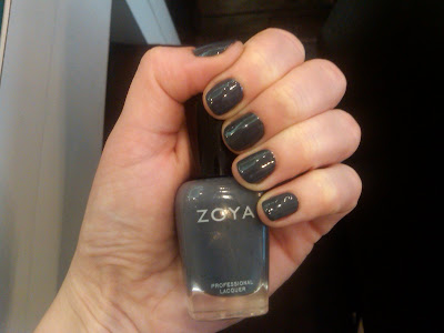Zoya, Zoya Nail Polish, Zoya Kelly, nail, nails, nail polish, polish, lacquer, nail lacquer, mani, manicure, Polished Beauty Bar, manicurist