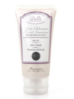 Belli Skincare, Belli Skincare Anti-Chloasma Facial Sunscreen, sunscreen, sunblock, skin, skincare, skin care
