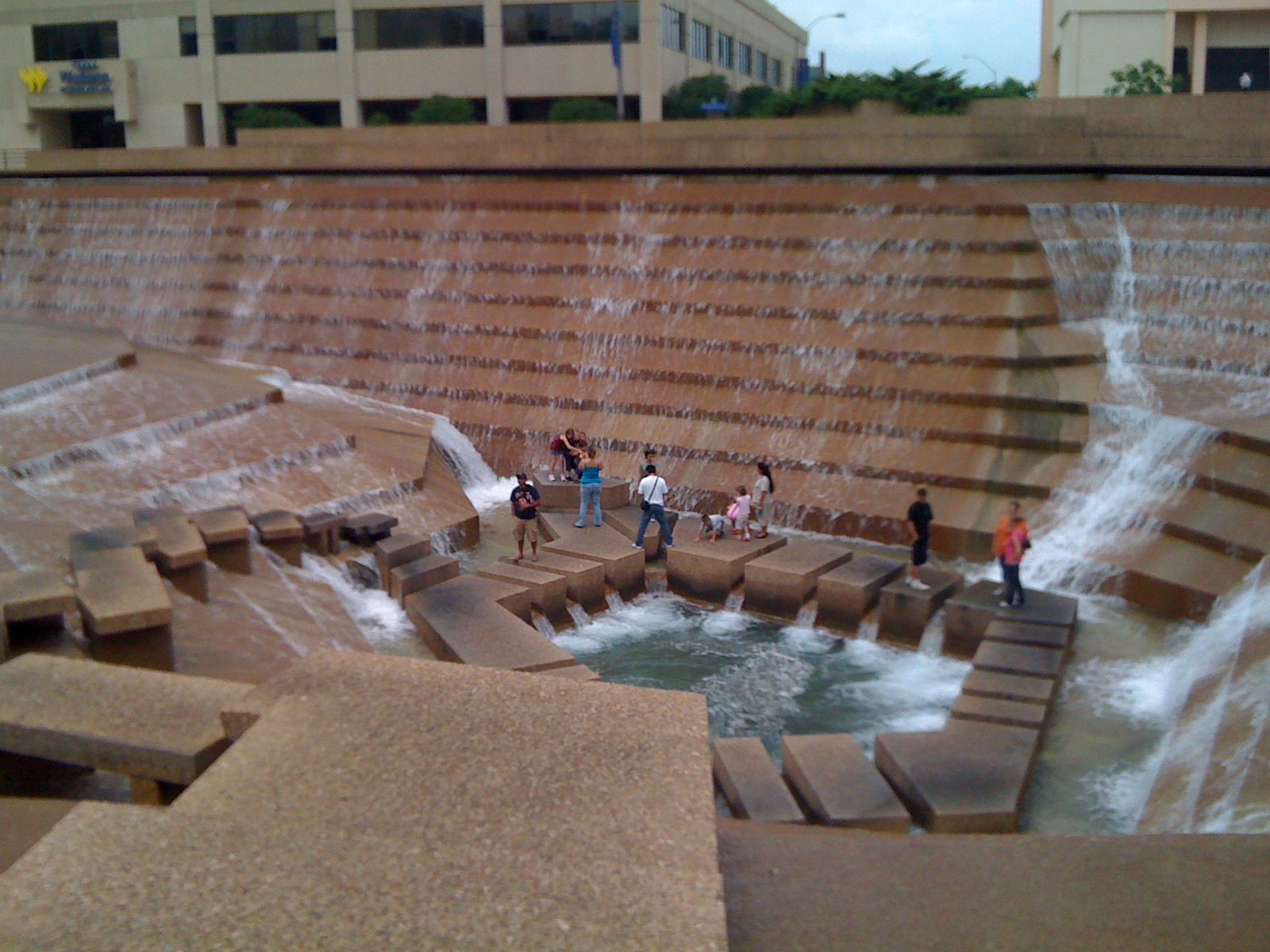 Ben And Elena Fort Worth Water Gardens