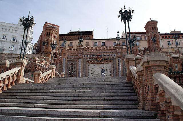 escalinata+teruel