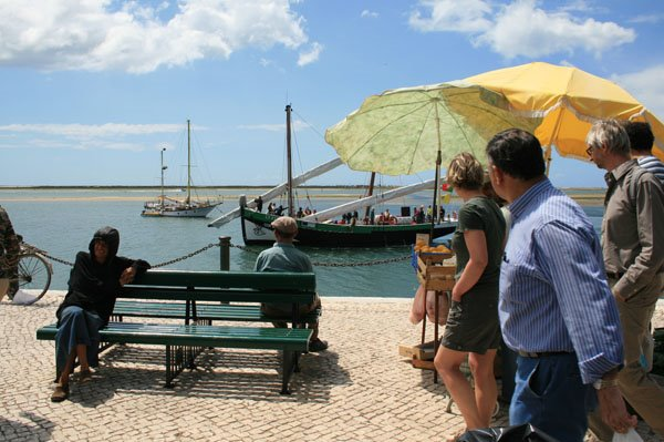 Olhao-Algarve-portugués