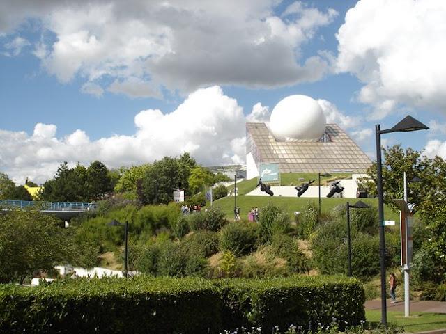 Futuroscope-parque-temático