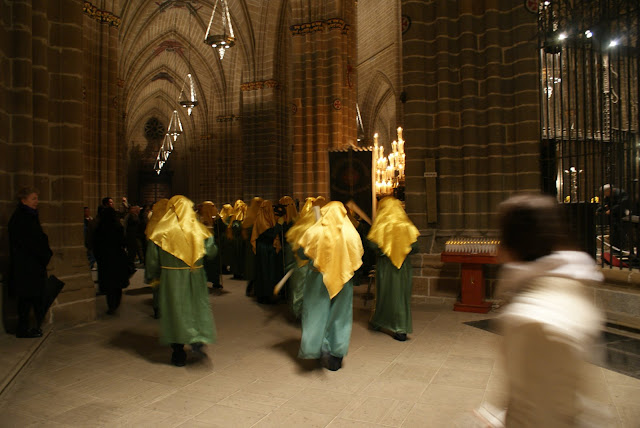 Catedral+Pamplona+procesion