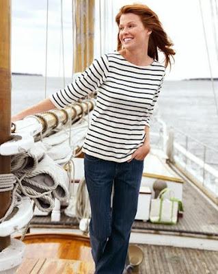 French sailor shirts