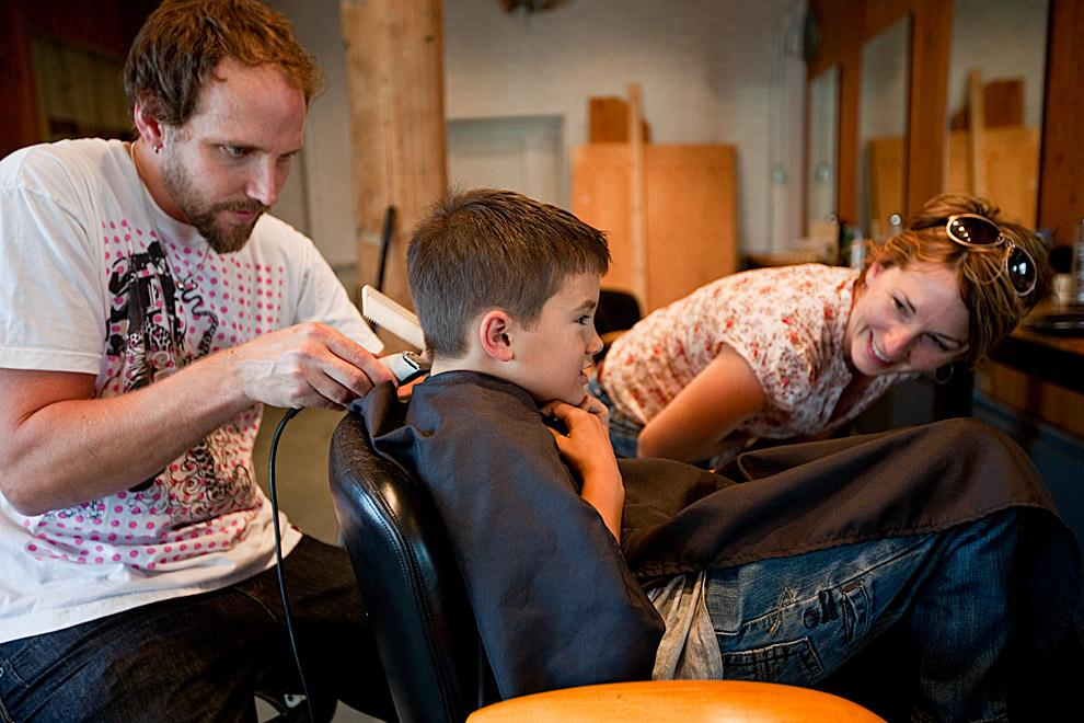 Haircut Salon For Kids