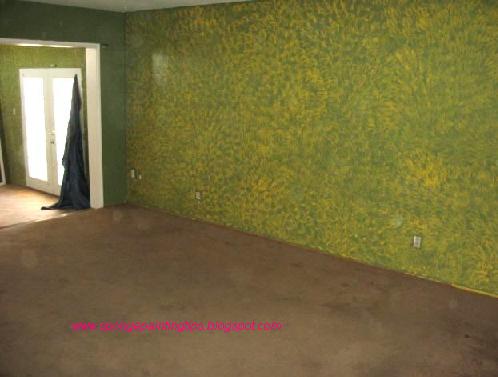 Sponge Painting Tips: Sponge Paint