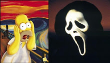 BART SIMPSON VS. GHOSTFACE