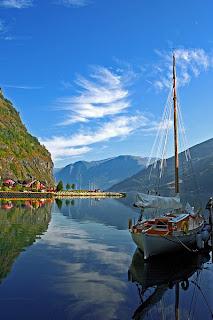 норвежское утро фото