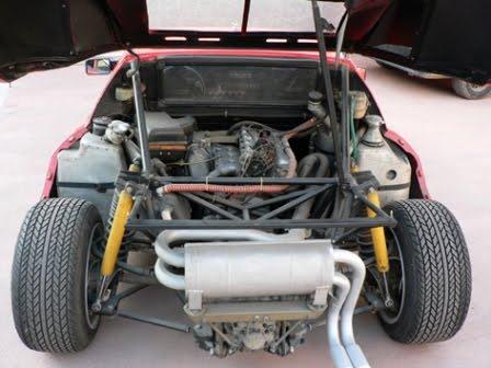 1982 Lancia Rally 037 Gruppo B. SE 037-001