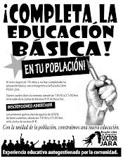 Escuela libre Víctor Jara