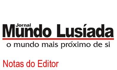 Mundo Lusíada - Blog do Editor