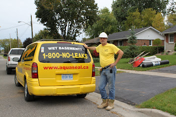 Aquaseal Basement Foundation Concrete Crack Repair Specialists Ontario