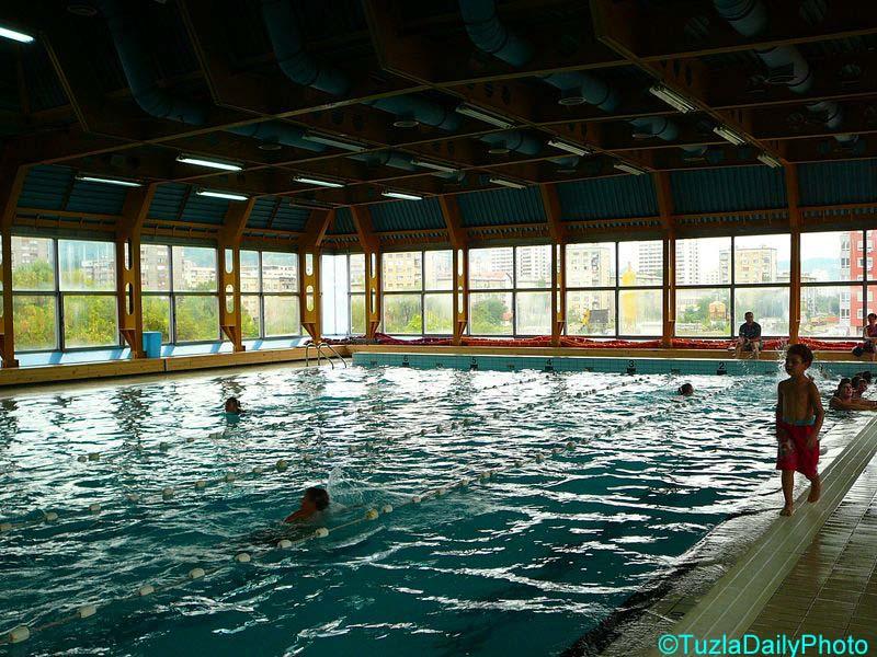 swimming pool bj