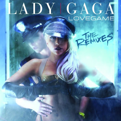 Lady GaGa-LoveGame(The Remixes)(Official Album Cover)