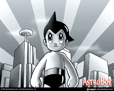 #16 Astro Boy Wallpaper