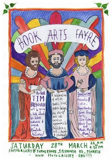 Ffotogallery Book Arts Fayre 2009
