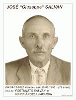 """José """"Giuseppe"""" Salvan, o """"Zé Totunelo"""""""
