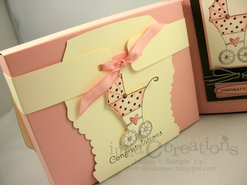 Creativity Within Diaper Box And Cards Template And