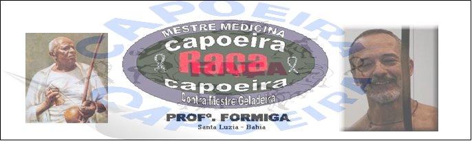 Capoeira Raça- Santa Luzia/Ba