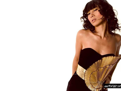bai Ling Wallpapers, Lost Bailing