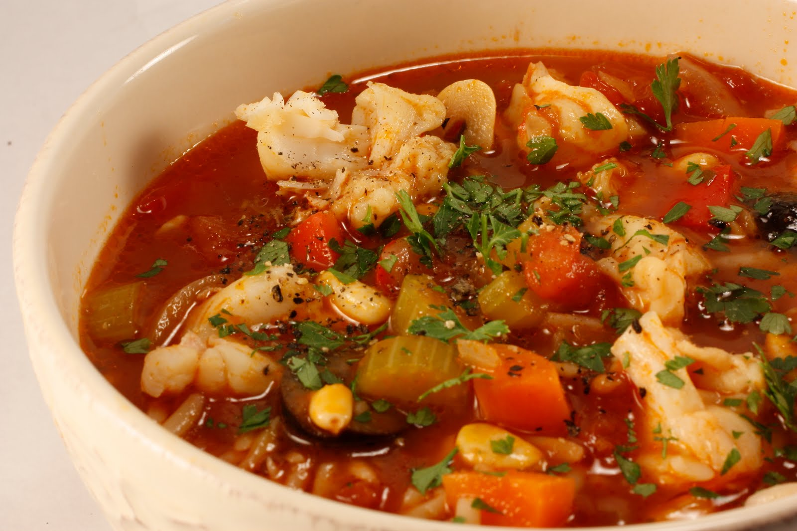 Lobster B Soup Chef Chuck'...