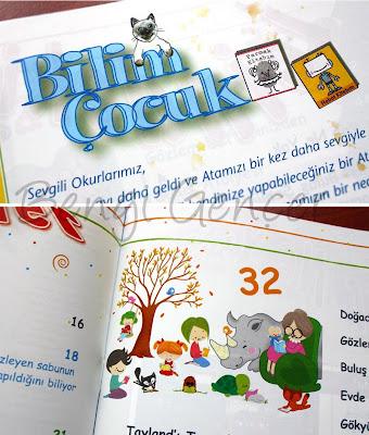 Tübitak Bilim Çocuk Kasım 2007