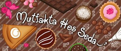 Mutfakta Hoş Seda için Banner Tasarımı