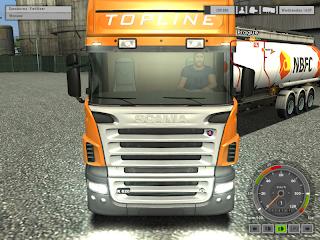 Esse mod vale para todas as versões do euro truck simulator
