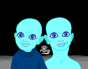 Децата на Луната / Moon Children (Elio Milay)