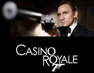 Welcome to wonderland my name is bond james bond - My name is bond james bond ...