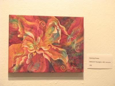 Deborah Younglao silk painting