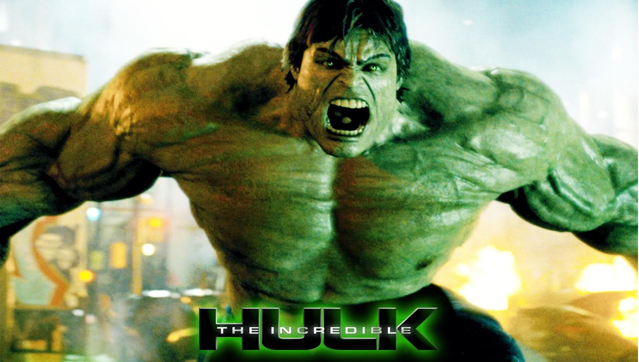 It's just a graphic of Sweet A Picture of the Hulk