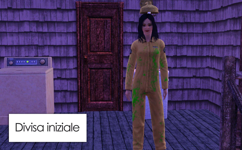 the sims 3 design professione cacciatore di fantasmi