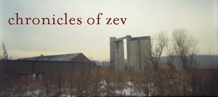 chronicles of zev