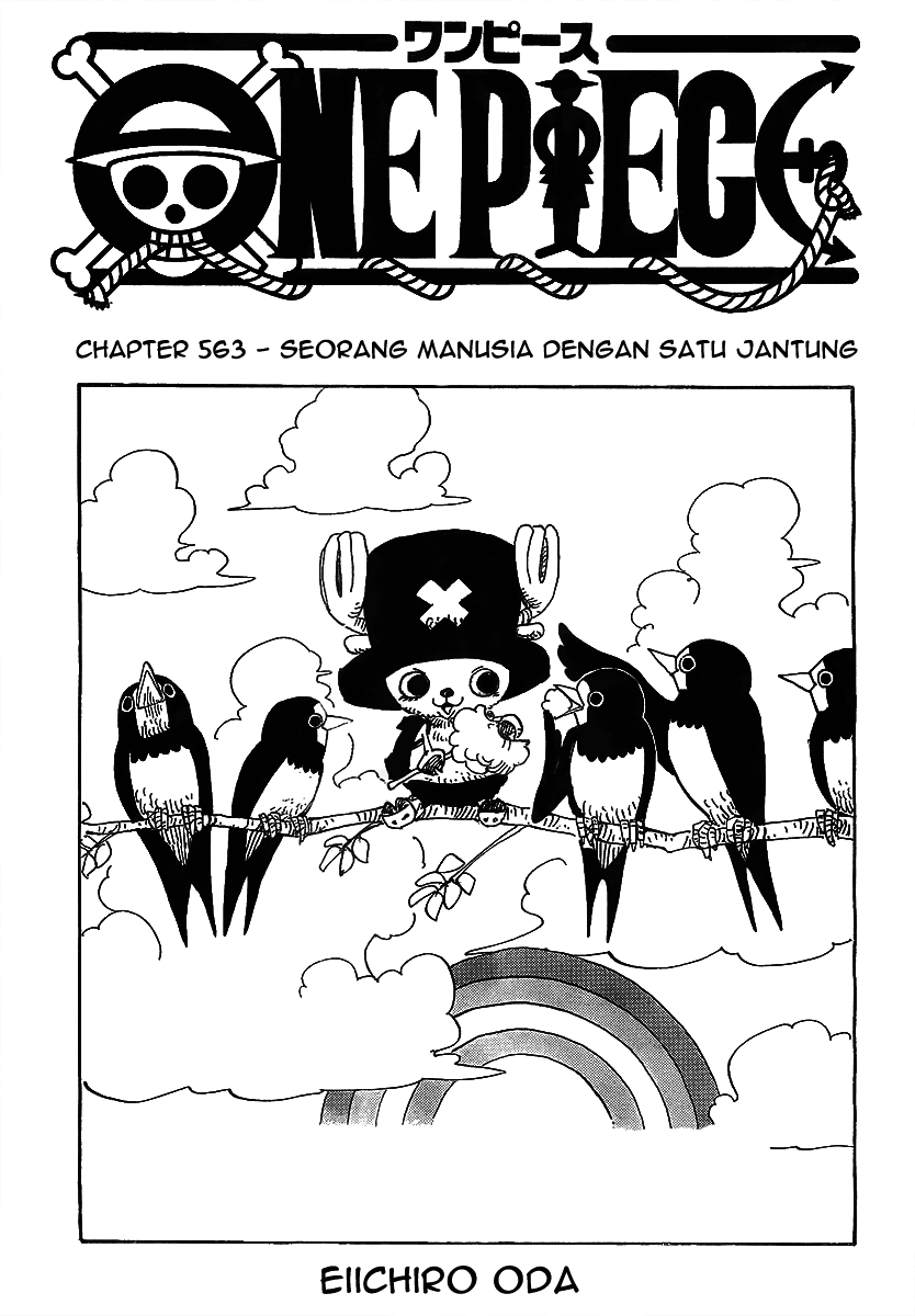 Komik manga 1 shounen manga one piece