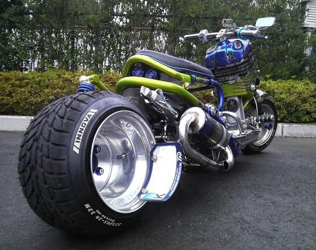 Honda Ruckus For Sale >> Chinese Scooter | Rat Rod Bikes