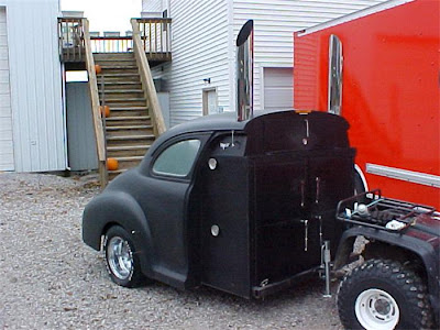 HOT CARS TV  Custom 1948 Chevrolet Coupe Grill