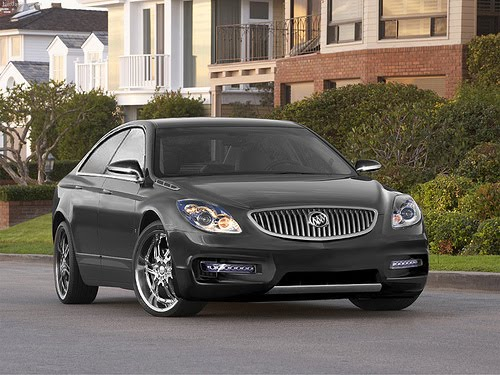 Stone1217 2007 Buick Lucerne Specs Photos Modification Info At