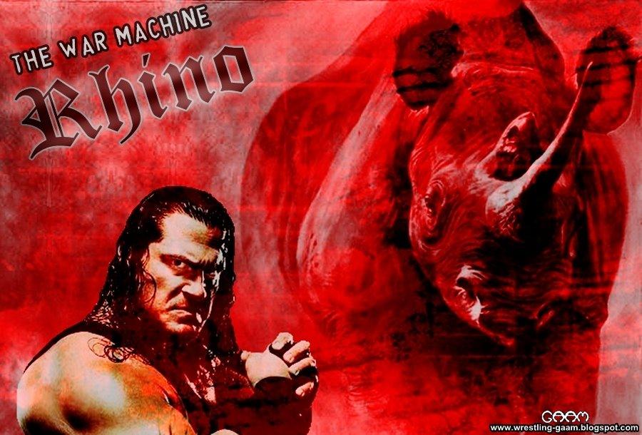 the war machine wrestler