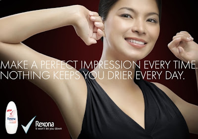 Angel Locsin underarm