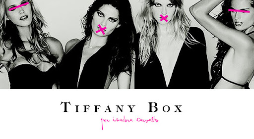 Tiffany Box por Isadora Carvalho