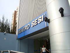 Teatro SESI Jacarepaguá