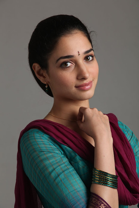 South Indian Actress Tamanna in College Girl Dress in Leggings photo gallery