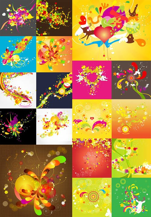 Splash - Stock Vector