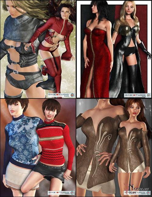 DAZ 3D - Dress